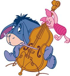 eeyore pictures | Arthur's Winnie the Pooh Coloring Book Page 1