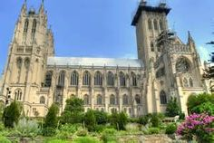 Washington National Cathedral-- I practically grew up in this place, having attended both Beauvoir and the National Cathedral School for Girls.