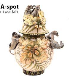 ardmore ceramics, i love this color scheme