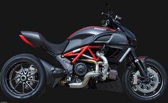 Ducati Diavel (plus floppy cock exhaust!) http://s1.cdn.autoevolution.com/images/news/gallery/236-hp-turbo-ducati-diavel-anyone_1.jpg