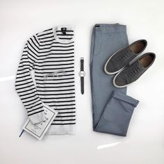 Mens Fashion Rugged – The World of Mens Fashion Fall Outfits, Casual Outfits, Fashion Outfits, Fashion Boots, Style Fashion, Womens Fashion, Stylish Men, Men Casual, Look Man
