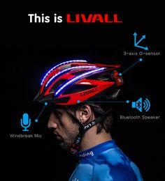 Safety comes first to LIVALL!  BLING HELMET= Windbreak Mic + Bluetooth Speaker+3-Axis G-Sensor + LED | Le crowdfunding est une façon démocratique de répondre aux besoins en financement de votre communauté. Contribuez dès aujourd'hui!
