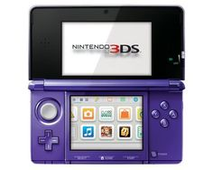 Nintendo 3Ds Midnight Purple - Nintendo 3Ds, 2015 Amazon Top Rated Nintendo 3DS #VideoGames