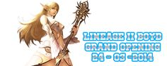 Lineage II Boyd High Five PvP Server Grand Opening 24/3/2014! - Lineage 2 Top Private servers, Your L2 Private servers comunity, Lineage 2 Adzone, L2 AdZone, Lineage 2 servers