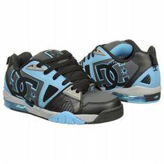Athletics DC Shoes Men's Cortex Blk/Battleship/Turq Shoes.com