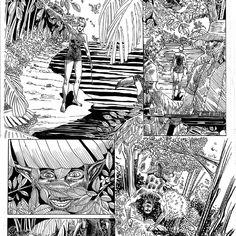 #comic #historietaargentina #bw #fantasyart #mitosyleyendas Fantasy Art, My Arts, Manga, Comics, Abstract, Illustration, Artwork, Instagram, Summary
