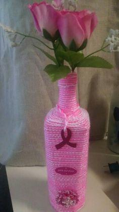 Breast Cancer Bottle