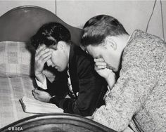"Billy Graham (shown praying with Cliff Barrows)  Founded in 1950, the Billy Graham Evangelistic Association incorporation papers state a simple purpose: ""to spread and propagate the Gospel of the Lord Jesus Christ by any and all … means."" This is still the purpose of the BGEA."