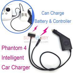 $11.90 (Buy here: https://alitems.com/g/1e8d114494ebda23ff8b16525dc3e8/?i=5&ulp=https%3A%2F%2Fwww.aliexpress.com%2Fitem%2FDJI-Phantom-4-Intelligent-Car-Charger-17-5V-4A-Phantom4-Outdoor-Charging-Accessories%2F32655148864.html ) Phantom 4 Battery Charger Intelligent Car Charger 17.5V 4A for DJI Phantom4 Quadcopter for just $11.90