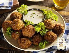 Chef Gir, ricette e videoricette Falafel mediorientali - Chef Gir, ricette e videoricette