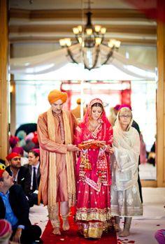 Wedding of Annie/Bride's Entrance