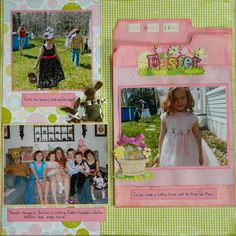 Layout: Easter 2011