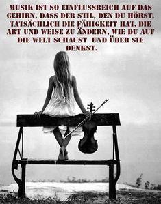 Musik ist der manchmal der beste zuhörerer
