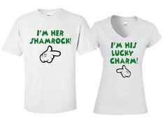 St Patrick's Day DISNEY World Lucky Charm Shamrock by jennisita328
