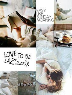 Easy like sunday morning :)