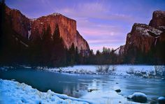 Yosemite is one of the most visited National Parks in the United States, and a look from the often photographed Tunnel View will tell you why. The expansive Valley features beautiful granite walls, forests and waterfalls, and a variety of hikes that lead to stunning views. Whether you snag a permit to climb Half Dome …