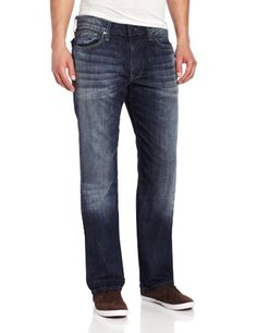 Joe's Jeans Men's Rebel Fit Relaxed, Robbie, 32 for sale