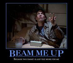 Beam Me Up, H.M. by MizHowlinMad on DeviantArt