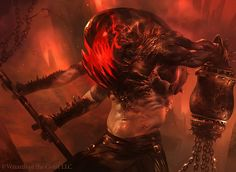 MTG - Tormentor Exarch by Cryptcrawler on DeviantArt