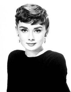 Image result for black and white photos of audrey hepburn