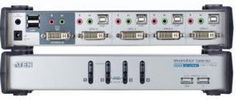 DVI USB 4-Port KVM Switch with amazing features and specs.