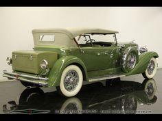 1932 Tourster 1932 Duesenberg Model J Tourster