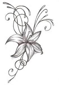 Flower Tattoo Designs For Women  Best Pictures Photos And