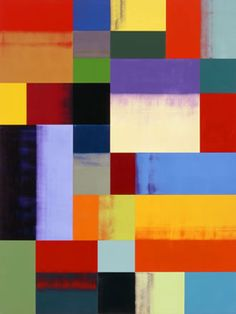 """topcat77: """" Charles Arnoldi Orphan, 2006 7 color lithograph Frostig collection """""""