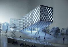 jaja architects: cornerstone