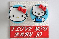 Celebrate with Cake!: Hello Kitty Cupcakes