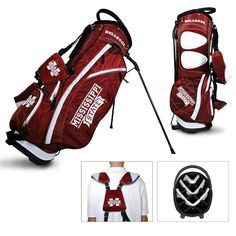Team Golf Mississippi State Bulldogs Fairway Golf Stand Bag ***BACKORDERED***
