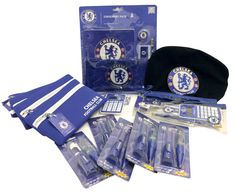 Chelsea Football CFC Official FA Mixed Seconds Merchandise Stationary in Sports Memorabilia, Football Memorabilia, Other Football Memorabilia | eBay