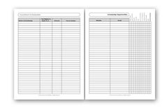 Free printable to help track college scholarship opportunities