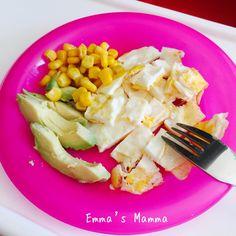 Feeding a toddler #3 - Eggs | Emma's Mamma