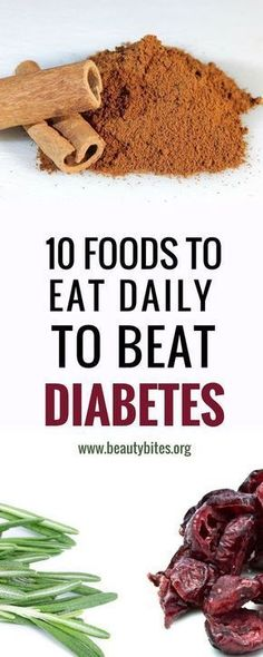 Eat these 10 foods to get diabetes under control and learn why diabetes is so bad! These foods reduce inflammation, hyperglycemia and oxidative stress. They're a great addition to a healthy diet and lifestyle and bring a number of other health benefits! Healthy Recipes   Workout Plans For Beginners   Clean Eating Tips For Beginners   Weight Loss Tips for beginners