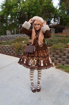 Chocolate Sweet Lolita