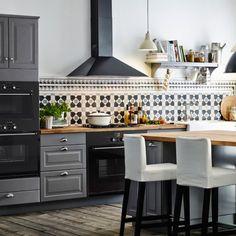 Кухни ИКЕА (56 фото): гарнитуры Будбин и другие варианты в интерьере, инструкция по выбору, видео и фото