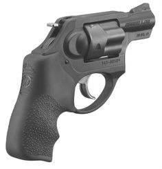 Ruger LCRX Double-Action Revolver Black 1.875In 38 Spl + P 5 Round