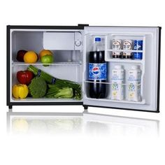 midea WHS65L Compact Single Reversible Door Refrigerator with Freezer 17 Cubic Feet ** Read more reviews of the product by visiting the link on the image.  This link participates in Amazon Service LLC Associates Program, a program designed to let participant earn advertising fees by advertising and linking to Amazon.com.