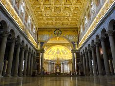 St Paul's Outside of the Wall - Unusual Things To Do in Rome