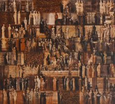 Ahmad Moualla - Syrian Artist