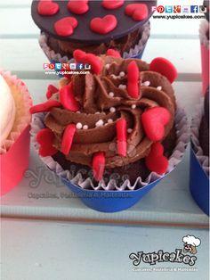 Un rico #detalle hace la diferencia. Nuestros #cupcakes son personalizados de acuerdo a lo que tu necesites, en #fondant o #betún. Cotiza en línea con nosotros o visitanos enCalzada de las Bombas 756 Local 1, Col. Residencial #Cafetales, en la Delegación #Coyoacan. Frente a la secundaria técnica 84. #Coapa
