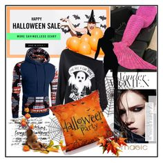 """""""Dresslily Halloween giveaway"""" by lip-balm ❤ liked on Polyvore featuring Dsquared2"""