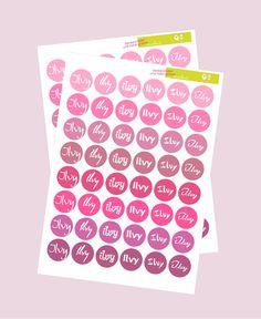 mädels aufgepasst! alles- rosa-pink-lila-aufkleber