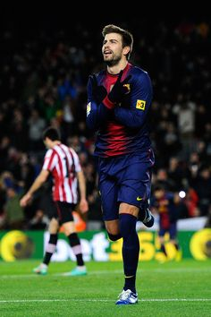 Gerard Pique Photo - FC Barcelona v Athletic Club - La Liga