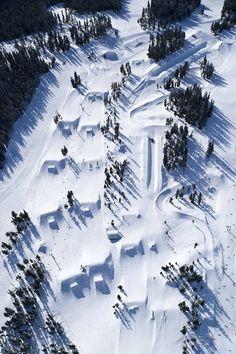 Skiing & snowboarding !