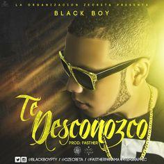 #TeDesconozco by: @BlackBoyPty