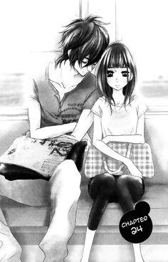 Suki-tte Ii na yo #manga #shoujo #anime