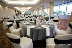 072 Jewish Wedding Ft Belvior Officers Club LepoldPhotography