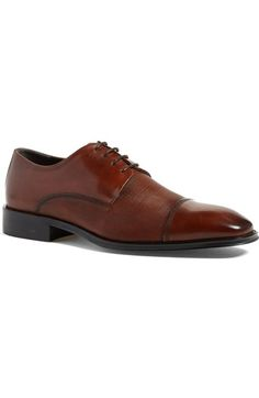 06b62b5db792 Kenneth Cole Reaction 'Point of View' Cap Toe Derby (Men) available at